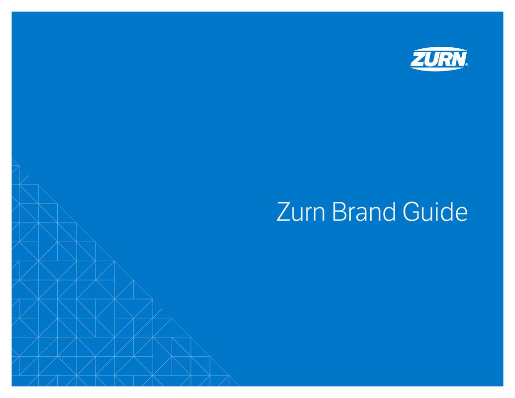 Zurn logo | Zurn Logo - All Blue